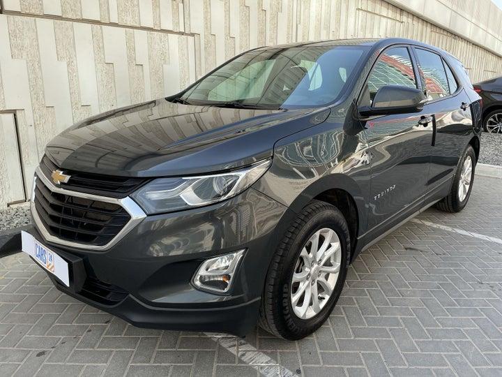Chevrolet Equinox-LEFT FRONT DIAGONAL (45-DEGREE) VIEW