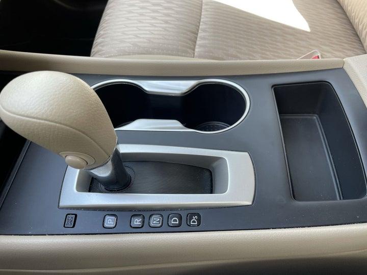 Nissan Altima-GEAR LEVER
