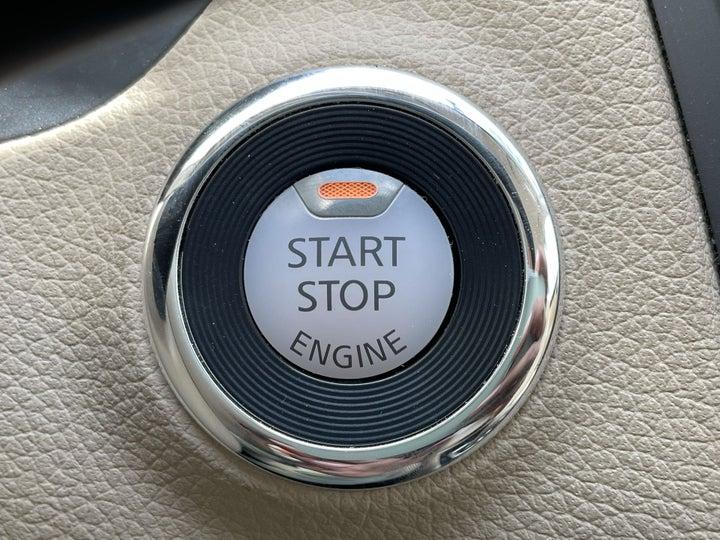 Nissan Altima-KEYLESS / BUTTON START