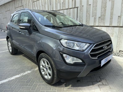 2018 Ford EcoSport Trend