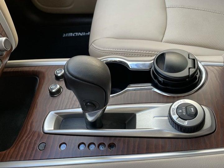 Nissan Pathfinder-GEAR LEVER
