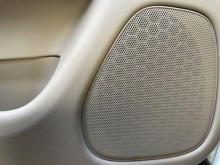 Nissan Pathfinder-SPEAKERS