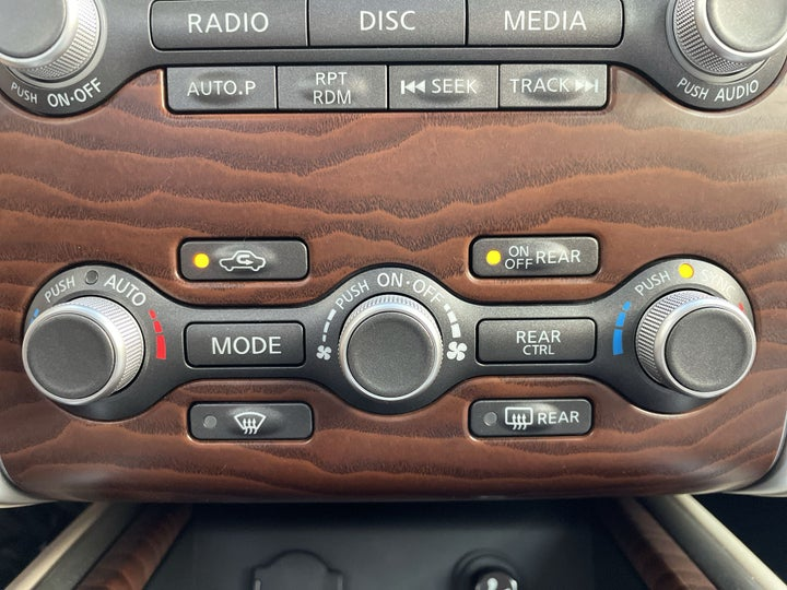 Nissan Pathfinder-AUTOMATIC CLIMATE CONTROL
