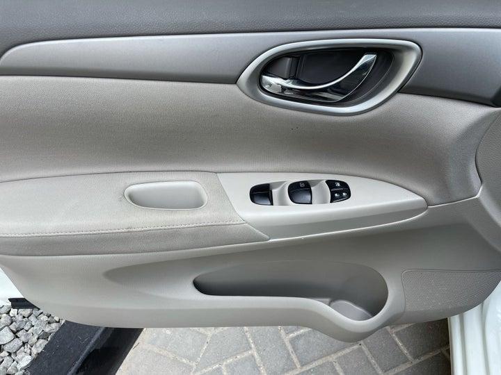 Nissan Sentra-DRIVER SIDE DOOR PANEL CONTROLS