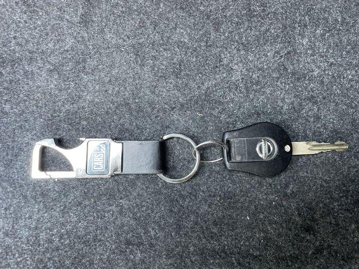 Nissan Sentra-KEY CLOSE-UP