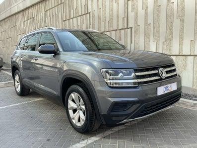 2018 Volkswagen Teramont S