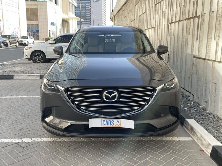 Mazda CX-9-FRONT VIEW