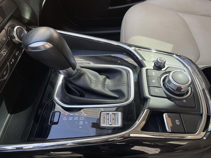 Mazda CX-9-GEAR LEVER