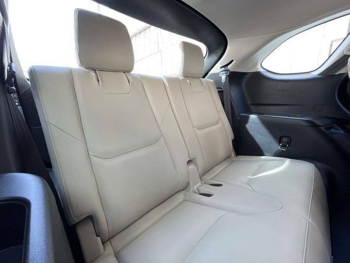 Mazda CX-9-THIRD SEAT ROW