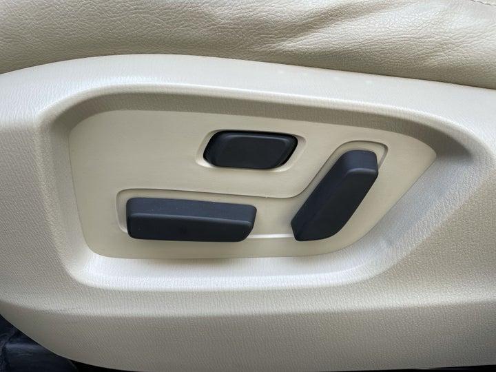 Mazda CX-9-DRIVER SIDE ADJUSTMENT PANEL