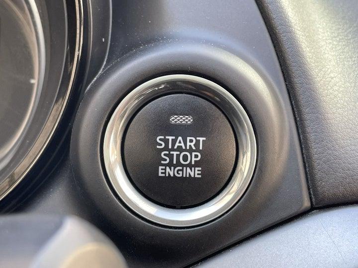 Mazda CX-9-KEYLESS / BUTTON START
