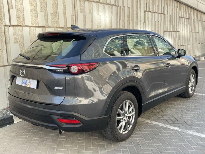 Mazda CX-9-RIGHT BACK DIAGONAL (45-DEGREE VIEW)
