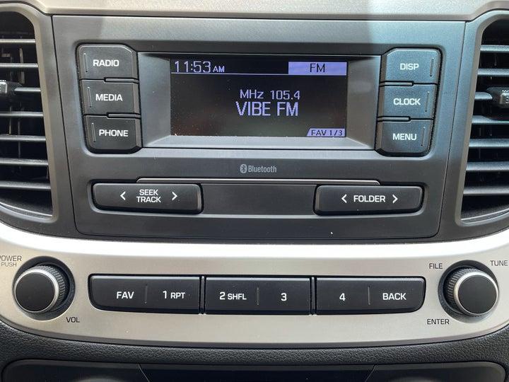 Hyundai Accent-INFOTAINMENT SYSTEM