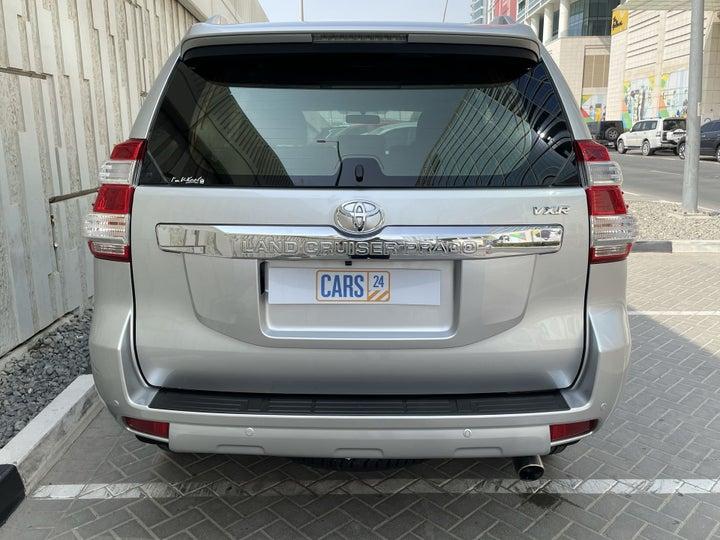 Toyota Prado-BACK / REAR VIEW
