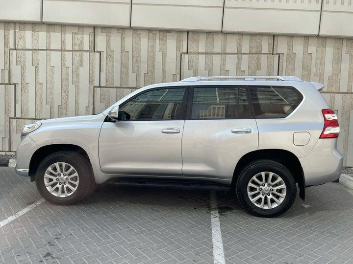 Toyota Prado-LEFT SIDE VIEW