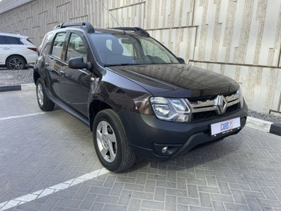 2018 Renault Duster PE FWD