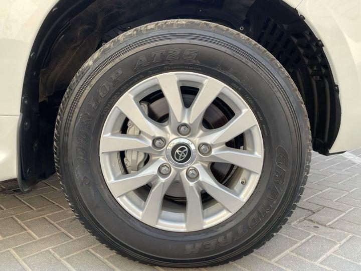 Toyota Land Cruiser-RIGHT FRONT WHEEL