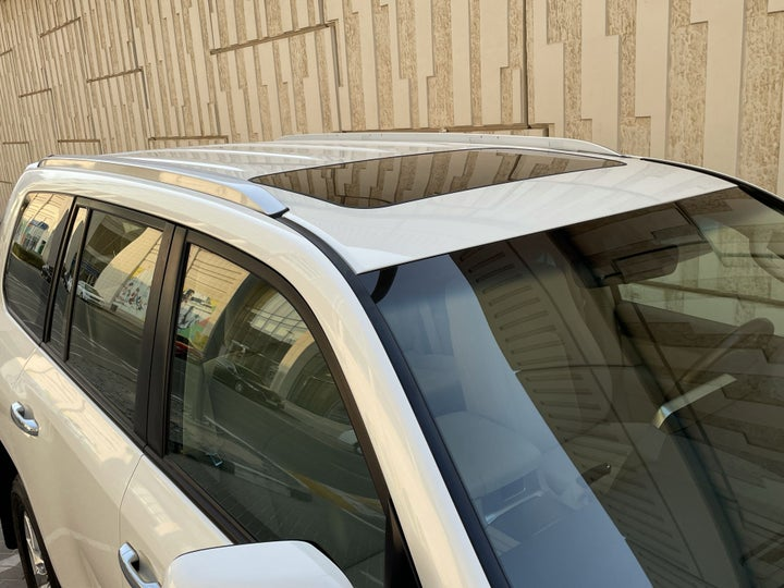 Toyota Land Cruiser-ROOF/SUNROOF
