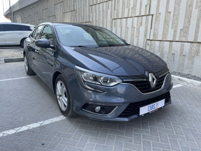 2018 Renault Megane PE