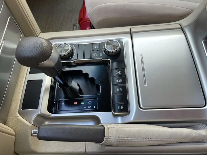 Toyota Landcruiser-GEAR LEVER