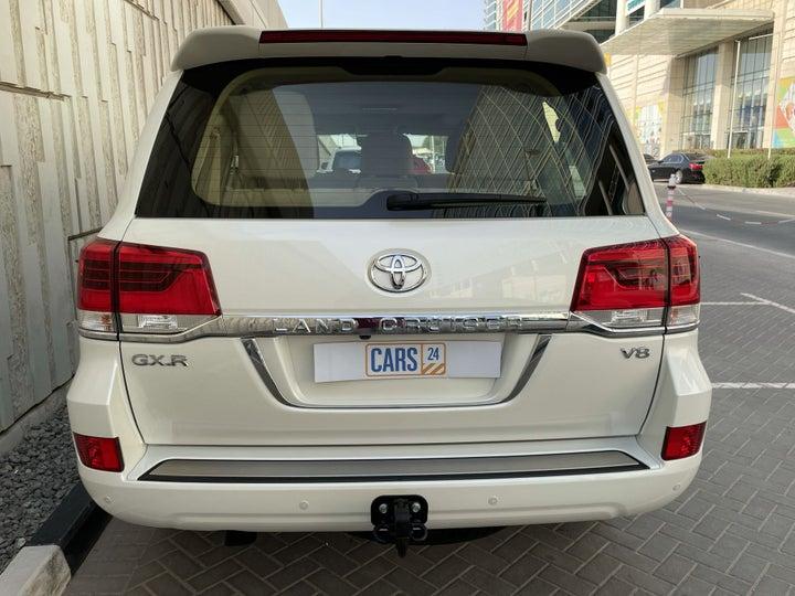 Toyota Landcruiser-BACK / REAR VIEW