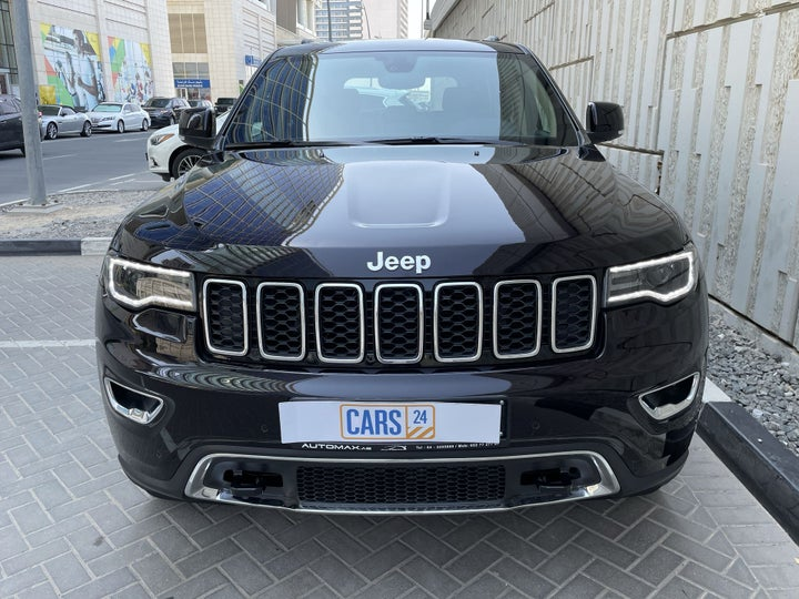 Jeep Grand Cherokee-FRONT VIEW