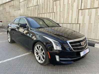 2016 Cadillac ATS null
