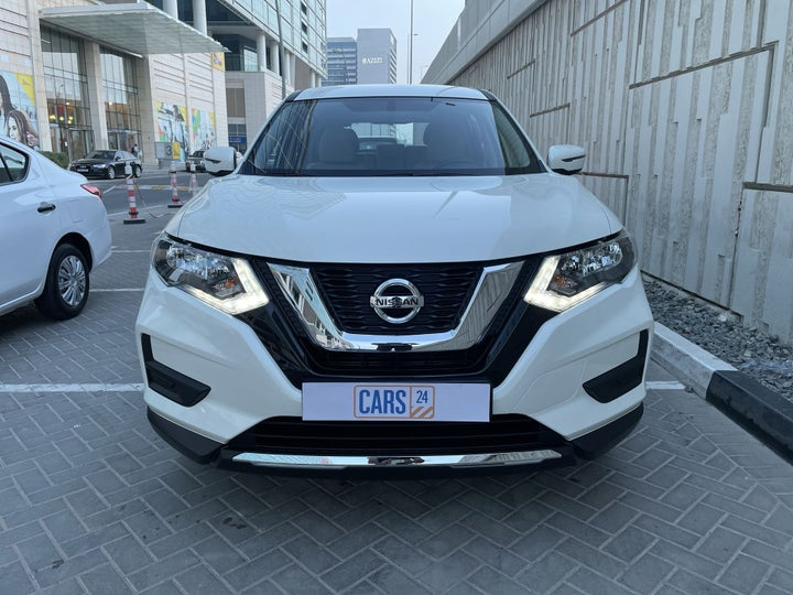 Nissan X-Trail-FRONT VIEW