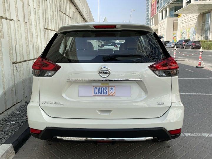 Nissan X-Trail-BACK / REAR VIEW