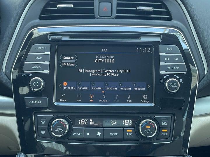 Nissan Maxima-INFOTAINMENT SYSTEM