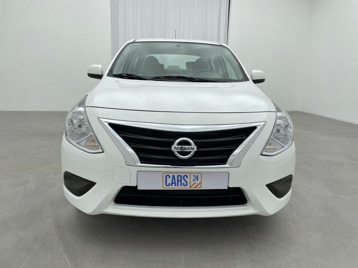 Nissan Sunny-FRONT VIEW