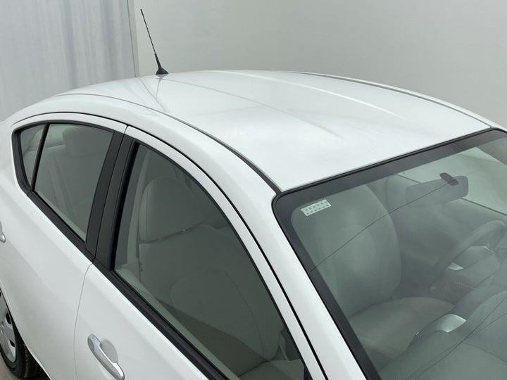 Nissan Sunny-ROOF/SUNROOF