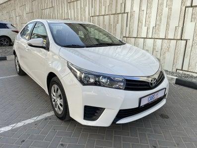 2016 Toyota Corolla SE