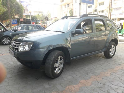 2012 Renault Duster 85 PS RXL OPT