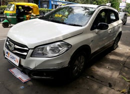 2016 Maruti S Cross ZETA 1.3