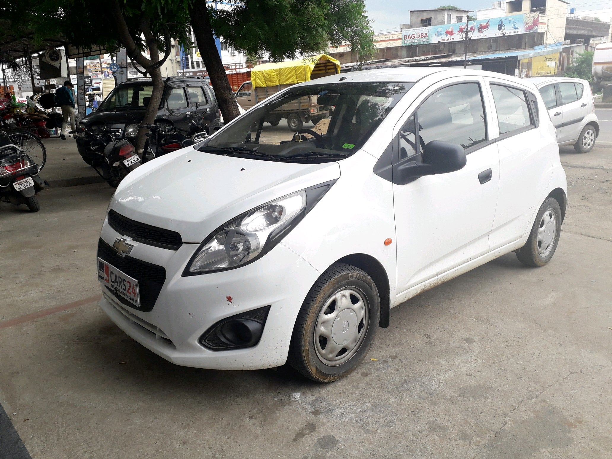 Buy Used Chevrolet Beat In Undefined Cars24