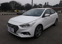 2017 Hyundai Verna 1.6 CRDI SX + AT