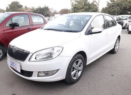 2015 Skoda Rapid 1.5 TDI MT AMBITION