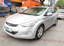 2012 Hyundai New Elantra SX 1.8 AT