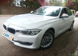 2014 BMW 3 Series 320D LUXURYLINE
