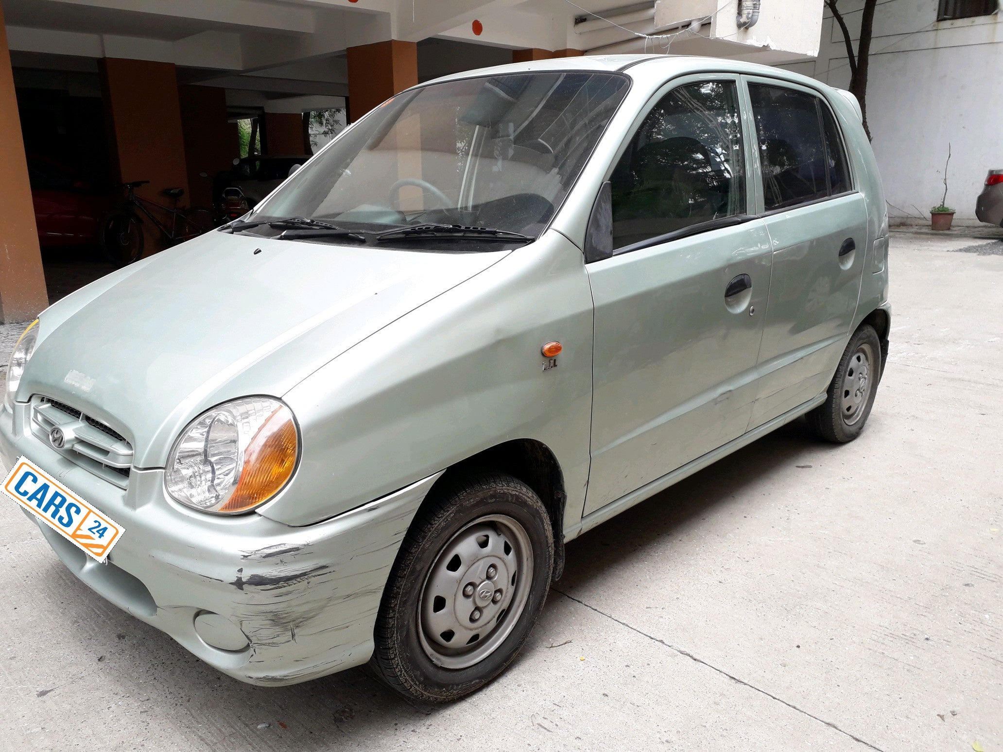 buy used hyundai santro in indore cars24 buy used hyundai santro in indore cars24