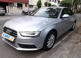 2015 Audi A4 35 TDI PREMIUM PLUS SUNROOF
