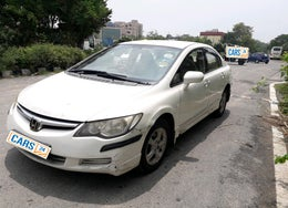 2007 Honda Civic 1.8S MT