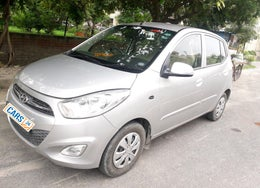 2011 Hyundai i10 SPORTZ 1.2 AT KAPPA2