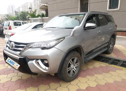 2018 Toyota Fortuner 2.8 4x2 AT