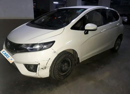 2015 Honda Jazz 1.2 V MT