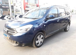 2015 Renault Lodgy 110 PS RXL 8STR