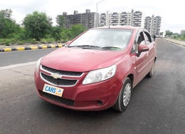 2014 Chevrolet Sail 1.3 LS ABS