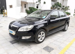 2015 Skoda Rapid 1.5 TDI AT ELEGANCE PLUS