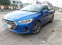 2017 Hyundai New Elantra 1.6 SX AT O